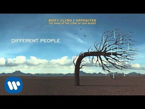 Biffy Clyro - Different People - Opposites