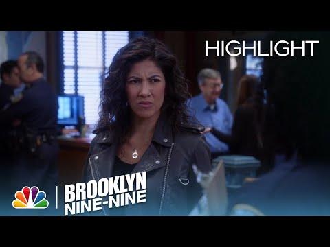 Rosa Is One Of The Good Guys | Season 5 Ep. 20 | BROOKLYN NINE-NINE
