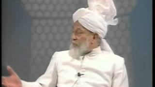 Liqa Ma'al Arab 11th July 1996 Question/Answer English/Arabic Islam Ahmadiyya