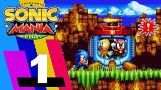 Let's Play Sonic Mania Plus (Encore Mode), Part 1