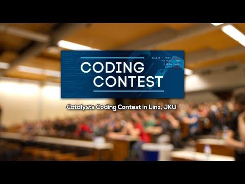 Coding Contest 2015 in Linz, JKU - Live Stream