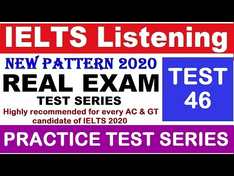 IELTS Listening 46 - (2020 Latest)  Enquiry About Booking Hotel Room For Event - Band 8+