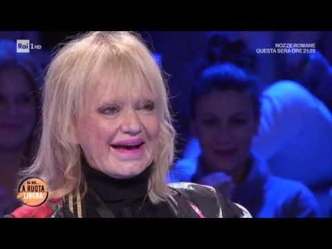 Rita Pavone Da Noi A Ruota Libera 10 11 2019 Youtube