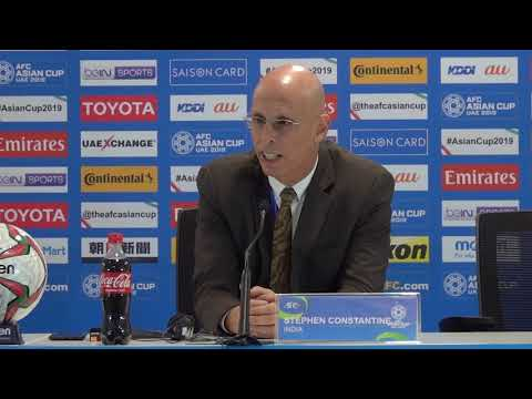 India v Bahrain post-match press conference