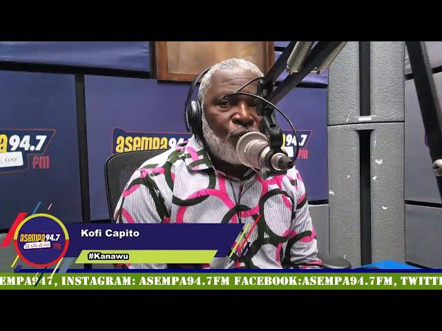 #Kanawu on Asempa FM (19-10-18)