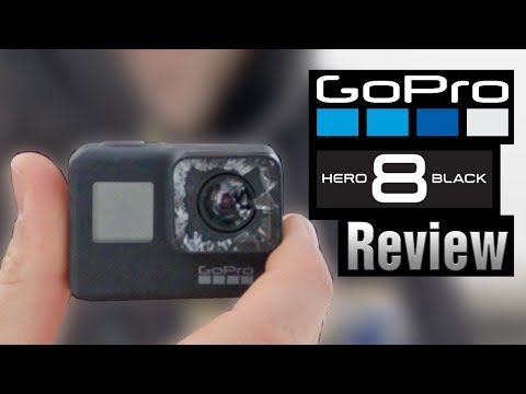 GoPro Hero 8 Black Review: For Sports