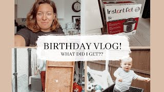 BIRTHDAY VLOG, INSTANT POT and DIOR