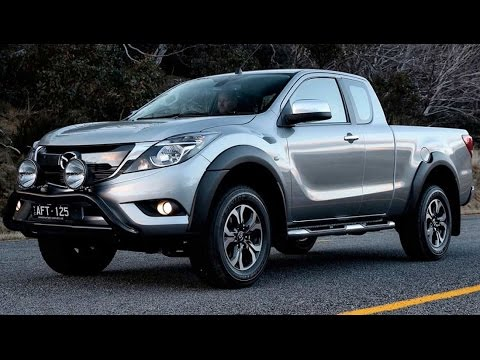 2015 Mazda Bt 50 4x4 Review Rendered Price Specs Release Date Youtube