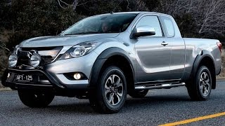 2015 Mazda BT-50 4x4 Review Rendered Price Specs Release Date