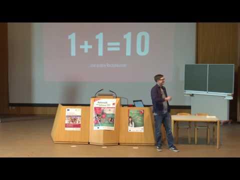 Ralph Caspers - 1+1=10 und andere Rechenkünste - Uni Trier