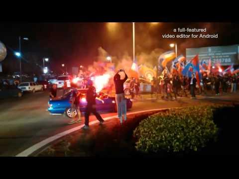 Corteo North Borneo Ultras - 13 mac 2015
