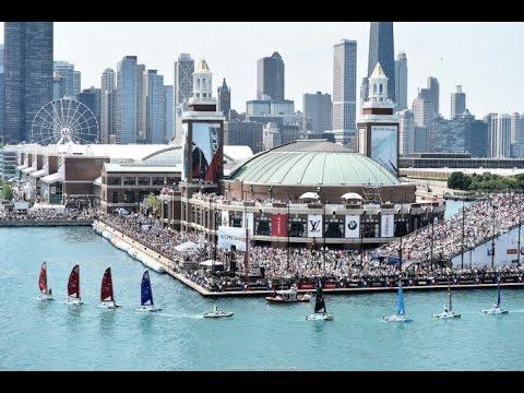 America's Cup Chicago Saturday Recap, June 11 2016