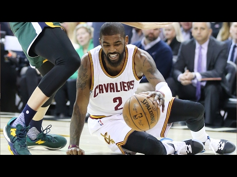 Cavs update injuries to Kyrie Irving and Iman Shumpert