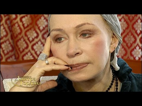 """Татьяна Васильева. """"В гостях у Дмитрия Гордона"""". 1/2 (2013)"""