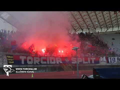 Torcida Split / HNK Hajduk Split - NK Rudeš Zagreb 1:0 (24.kolo HT Prva Liga)