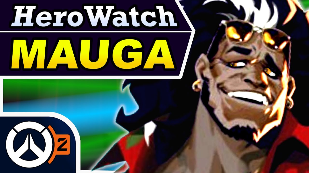 Download Overwatch 2 - MAUGA New Hero Candidate Breakdown (HeroWatch)
