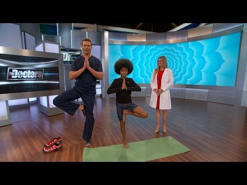 America's Youngest Yoga Instructor?