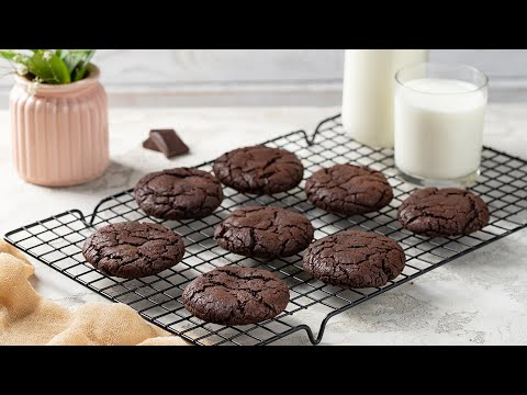 """Самый вкусный рецепт шоколадного печенья """"Брауни"""""""