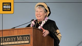 Maria Klawe: Harvey Mudd College 2013 Commencement Address