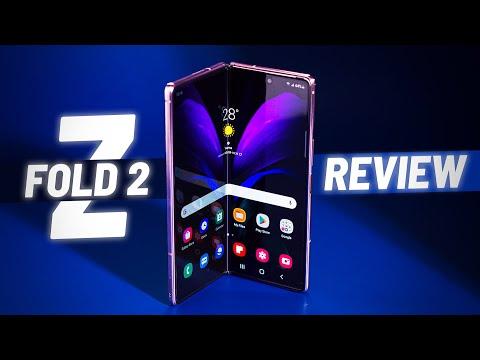 Samsung Galaxy Z Fold 2 Review: Finally ready for primetime!
