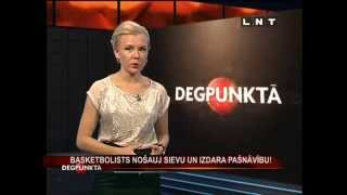Degpunkta News Report: Martynas Andriukaitis shoots wife and commits suicide