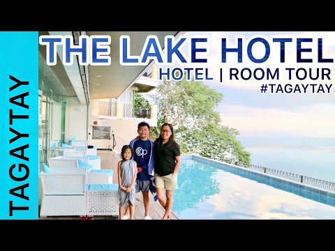 The Lake Hotel Tagaytay | Room Tour And Swimming Pool Area | Off To The Metro