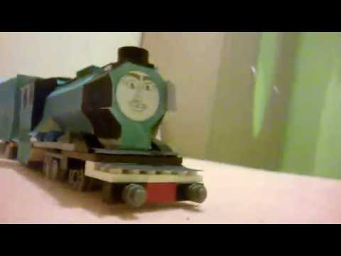 The Flying Scotsman LEGO | The Great Race - YouTube
