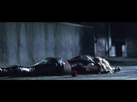 Jennifer Garner Elektra leather pants