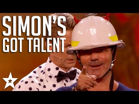 Simon Cowell's Got Talent | Knife Throwing, Lap Dancing & More | Got Talent Global