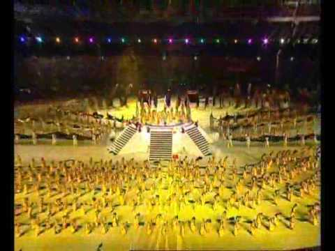 Commonwealth Games 2006 closing ceremony