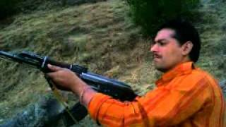 firing kalashan koof by malik.MP4