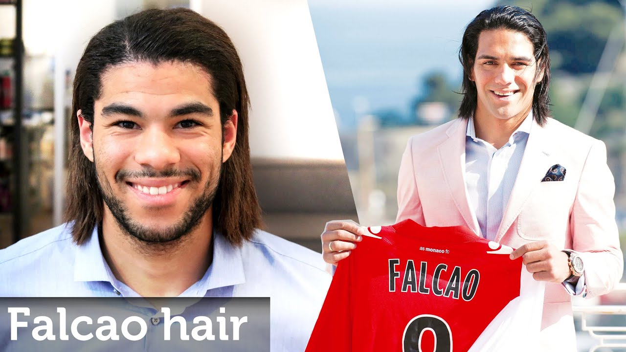 Radamel Falcao Haircut