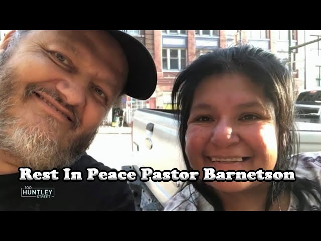 Street Church Ministries Pastor Randy Barnetson Passed Away / FIRST PEOPLES VOICES