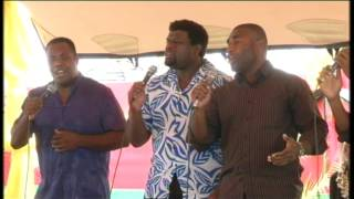 The Monument Singer's from Vanuatu -Spanis song