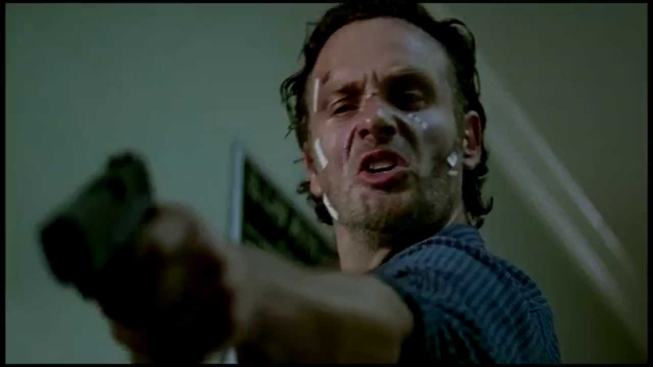 rick grimes do you have any idea who you talking to the rick grimes do you have any idea who you talking to the walking dead season 6 trailer