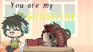 You are my Sunshine~ [Gacha Life Short Music Video] Sanders Sides ~ Creativitwin Angst