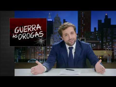 GREG NEWS com Gregório Duvivier | GUERRA ÀS DROGAS