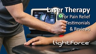 Laser For Pain Relief - Laser Therapy & Pain Relief Testimonials & Reviews