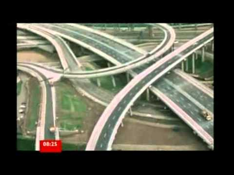 Birmingham's Spaghetti Junction turns 40 (BBC1 National coverage)