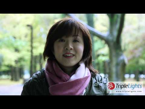 TripleLights Meet the Guides! - Yoko | Professional Certified Guide of Japan