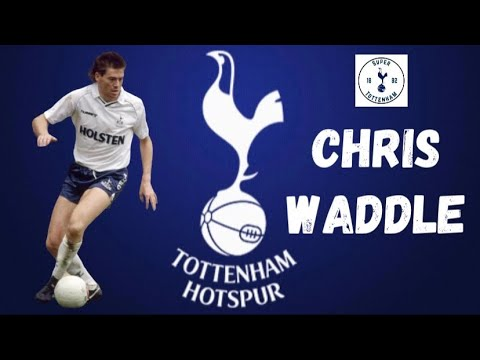 Chris Waddle - A Few of his Tottenham Goals