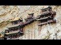 China's Hanging Monastery - 4K
