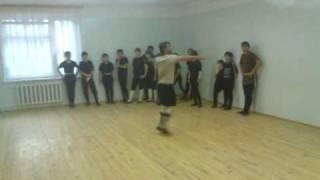 Лезгинка репетиция