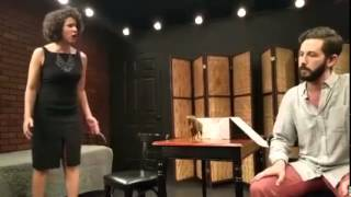 Video Meisner Technique 1 class Scene work at The Acting Studio - New York download MP3, 3GP, MP4, WEBM, AVI, FLV Januari 2018