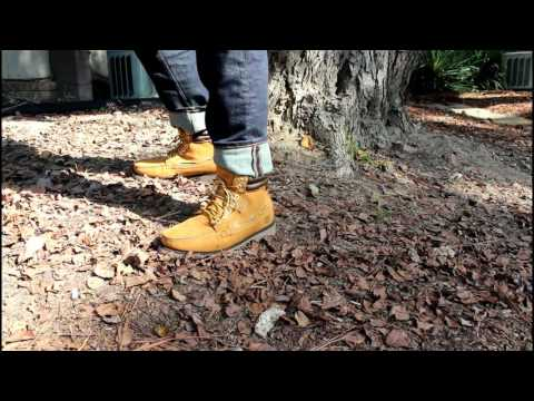 9426a211af3 Sneaker On-Foot: @Timberland Oakwell Boots - YouTube