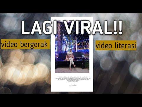 LAGI VIRAL!!  CARA MEMBUAT VIDEO FOTO BERGERAK - TUTORIAL VIDEO RUANG DETIK