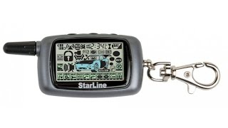 Программирование брелка (запись) StarLine A8 / Starline А9 ДимАСС