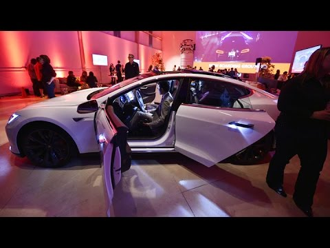 Tesla Model D: Elon Musk's New Electric Car