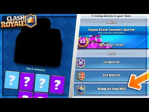 NEW ARENA & GAME MODE COMING TO CLASH ROYALE?! NEW APRIL UPDATE LEAKS! UPDATE LEAKED NEWS & MORE!