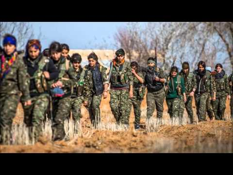 Rojava Kurdistan
